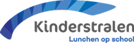 Logo van Kinderstralen, lunchen op school